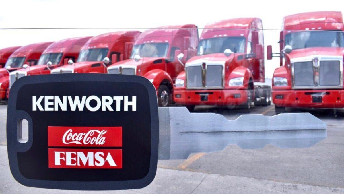 Coca-Cola FEMSA avanza en reducción de emisiones con unidades Kenworth