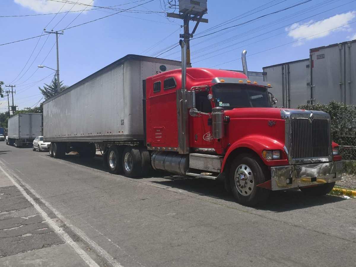 Vehículos de carga circularán con restricciones en el municipio de Querétaro