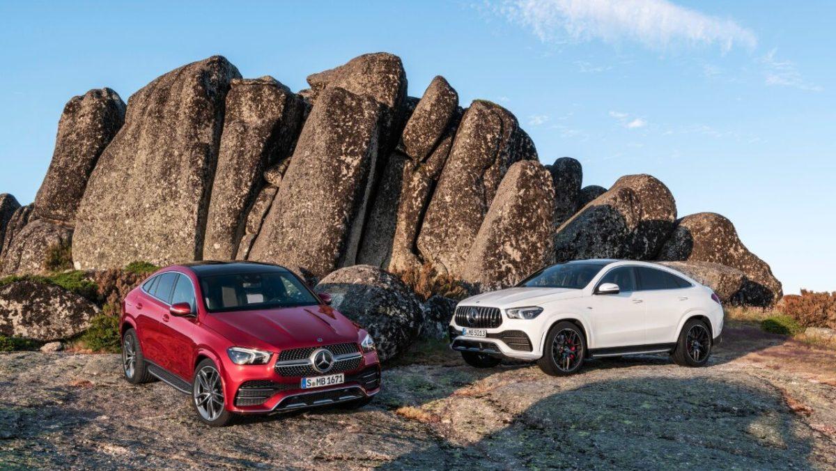 Mercedes-Benz, con dos nuevos lanzamientos en SUVs