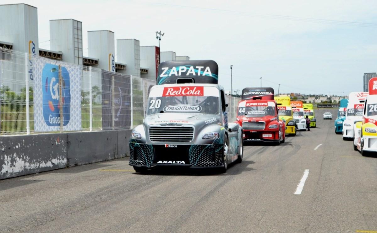 Gana Zapata Racing Team por tercera vez consecutiva en Súper Copa 2020