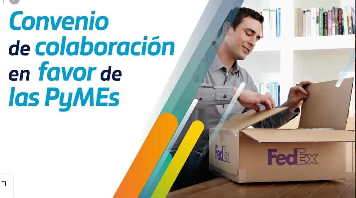 Gobierno de Aguascalientes y FedEx firman convenio en apoyo a las MiPyMEs