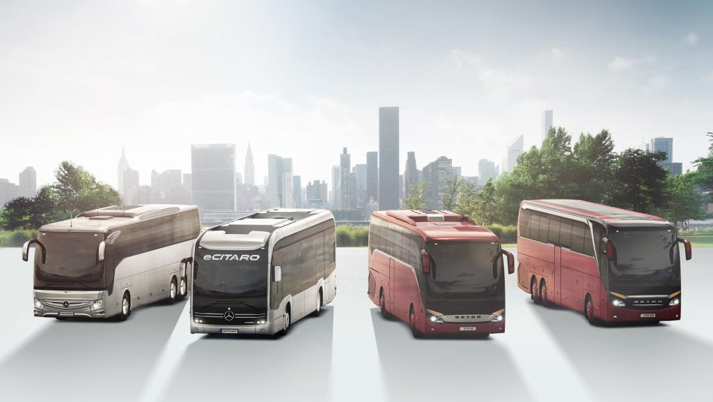 Ofrece Daimler Buses mayor seguridad sanitaria en sus unidades