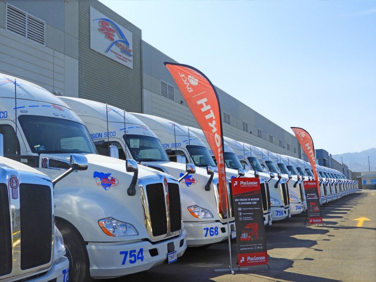 SE-Freight inicia 2021 con 30 nuevas unidades Kenworth