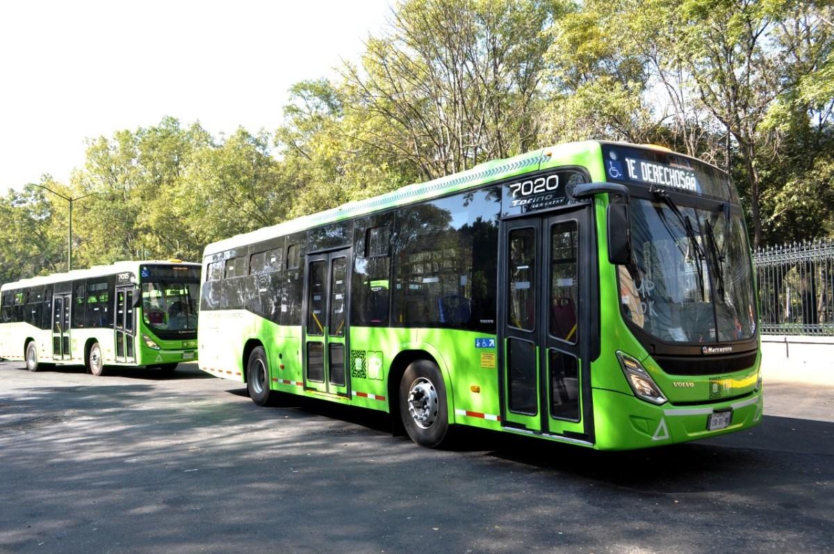 Garantizará Gobierno de la CDMX transporte a 1.4 millones de usuarios