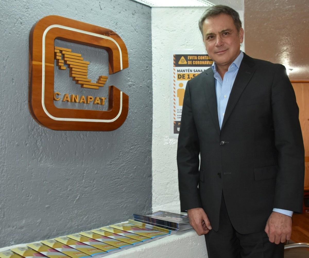 Nombran a Lucio Rodríguez como nuevo Presidente de la CANAPAT