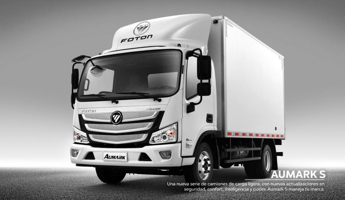 Ofrece FOTON completa gama de vehículos comerciales en México
