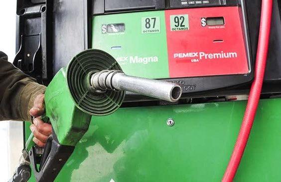 Devuelve Hacienda estímulo fiscal para la gasolina Premium