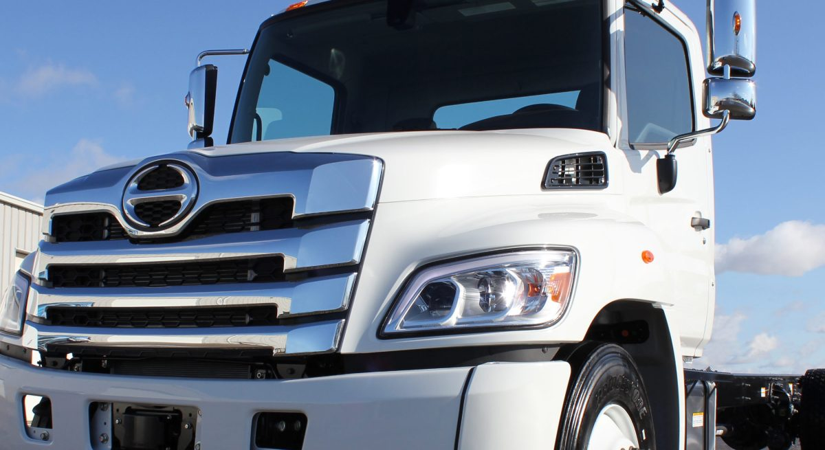 En EUA, camiones Hino contarán con motores Cummins en rango medio y pesado
