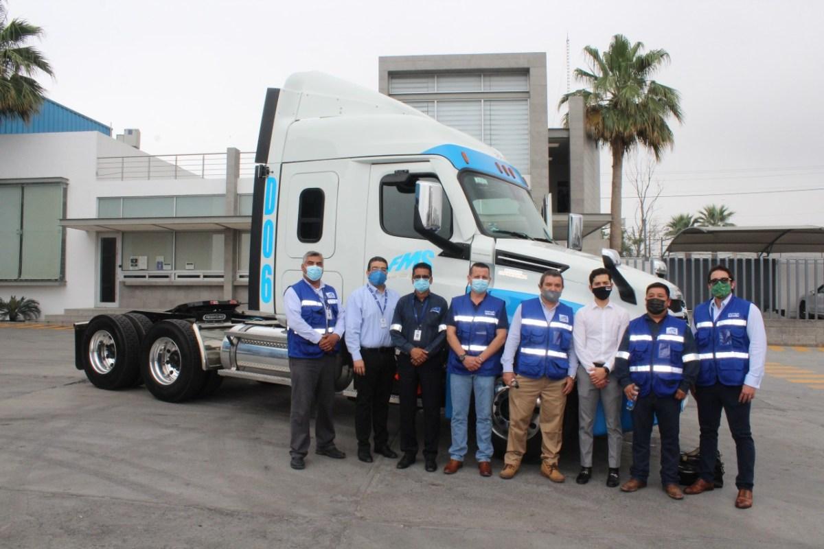 Adquiere Fletes Marroquín unidad Alpha Truck NCAS con transmisión D Box