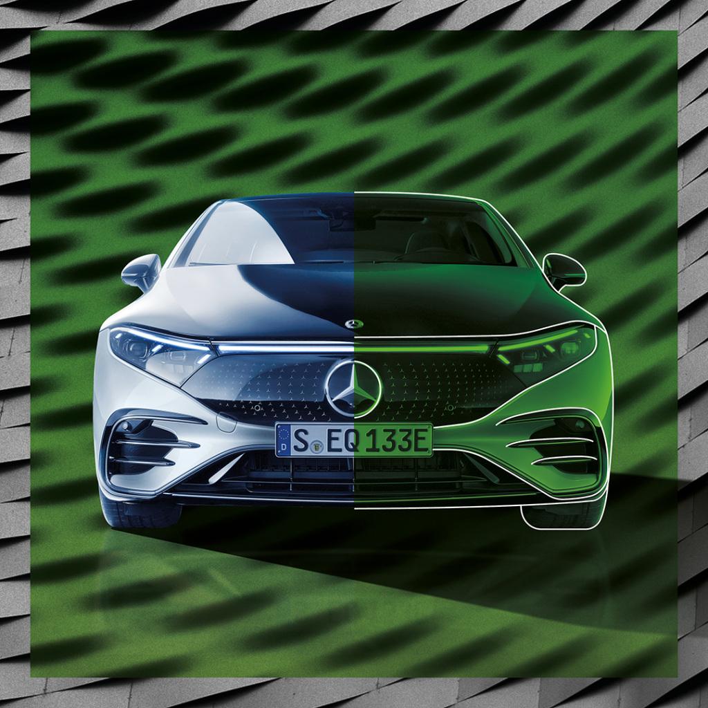 """Utilizará Mercedes-Benz acero """"verde"""" en sus vehículos a partir de 2025"""