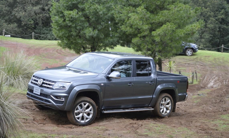 Volkswagen Vehículos Comerciales llama a revisión de algunos vehículos Amarok