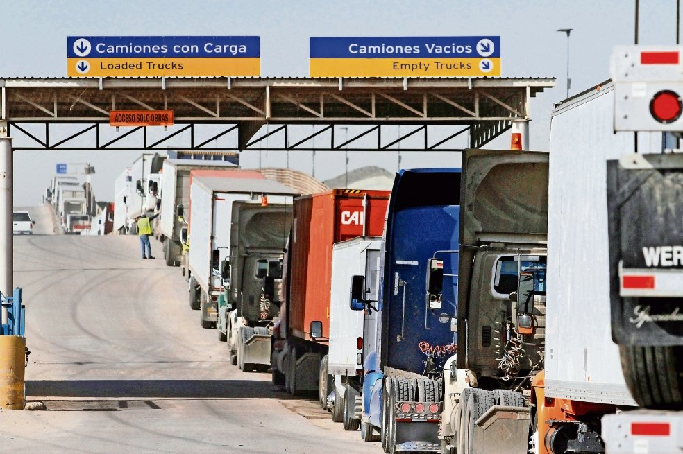 CANACAR Tijuana busca proteger a operadores y cruces