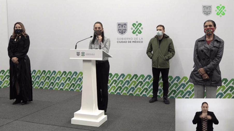 CDMX pasa a semáforo epidemiológico verde a partir del 7 de junio