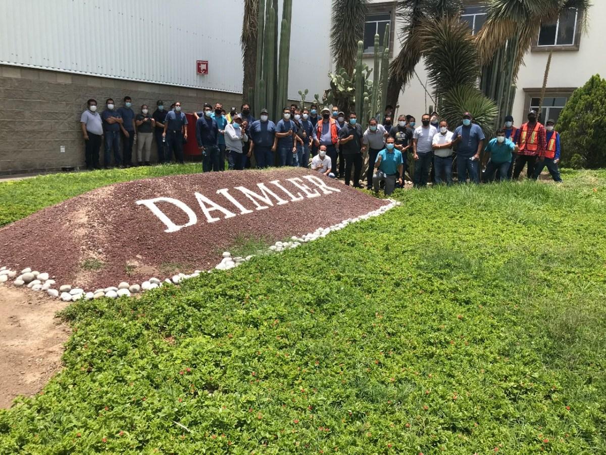 Daimler Trucks México, comprometido con el medio ambiente