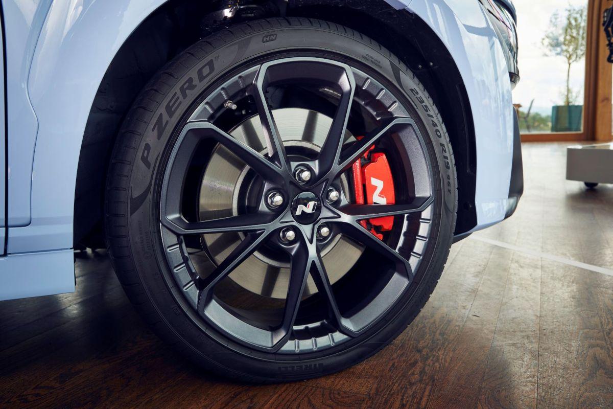 Pirelli P Zero, neumático para el nuevo Hyundai KONA N