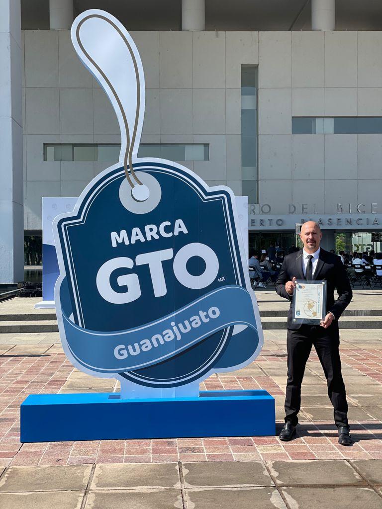 GSA Leasing renovó el distintivo Guanajuato