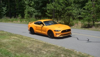 Refreshed Ford Mustang Ups Its Game