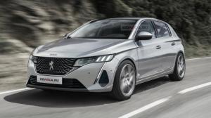 Το επόμενο Peugeot 308 επιβάλλει