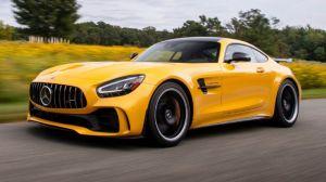 Παραγγελίες για Mercedes-AMG GT R