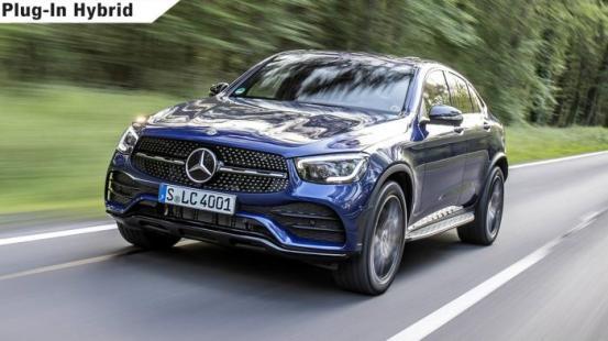 Η Mercedes GLC 300 de συνδυάζει ηλεκτρική ενέργεια και ντίζελ (+ τιμές) Merce