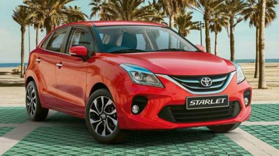 Toyota Starlet, η επιστροφή – toyota