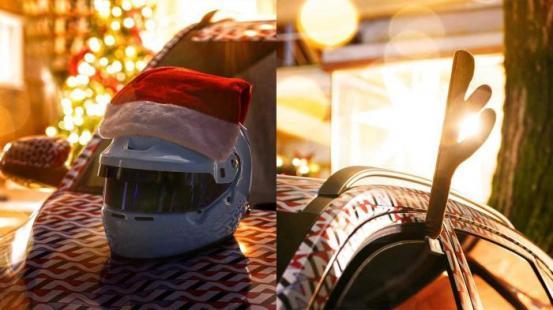 Χριστουγεννιάτικα πειράγματα Hyundai για το Kona N (+ vid)