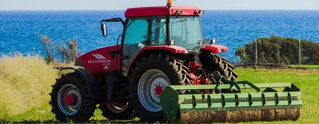 Niemiecki rynek maszyn rolniczych