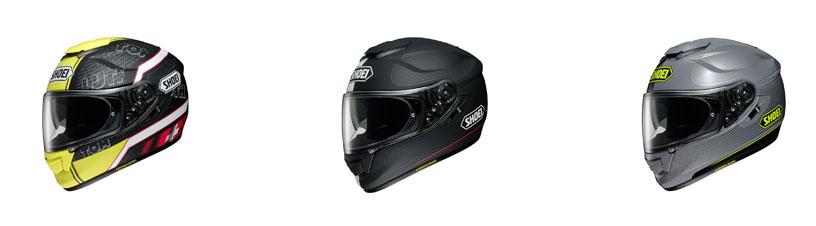 Shoei GT-air – marka Premium w kategorii kasków motocyklowych