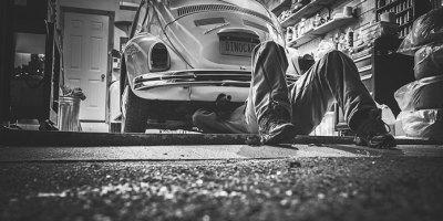 Renowacja zabytkowego Volkswagena Garbusa
