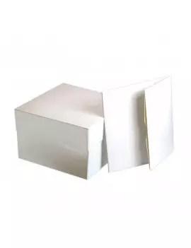 boite a gateau hauteur 15 cm taille au choix