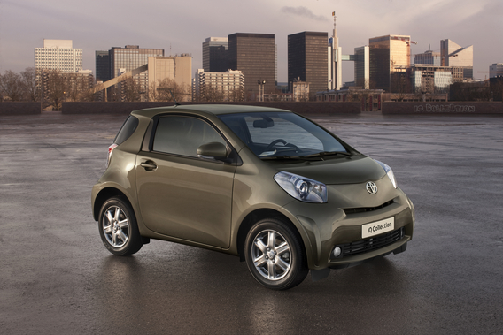 Toyota Planning Hybrid Iq And Aygo By 2020 News