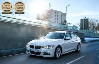 BMW 330e AutoVolt Awards 2016