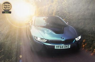 BMW i8 AutoVolt Awards 2016