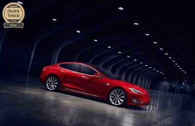 Tesla Model S AutoVolt Awards 2016