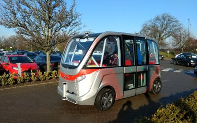 Autonomous shuttle leader NAVYA expand operations in the USA