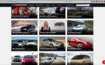 Motor Trend OnDemand launches across UK and Europe