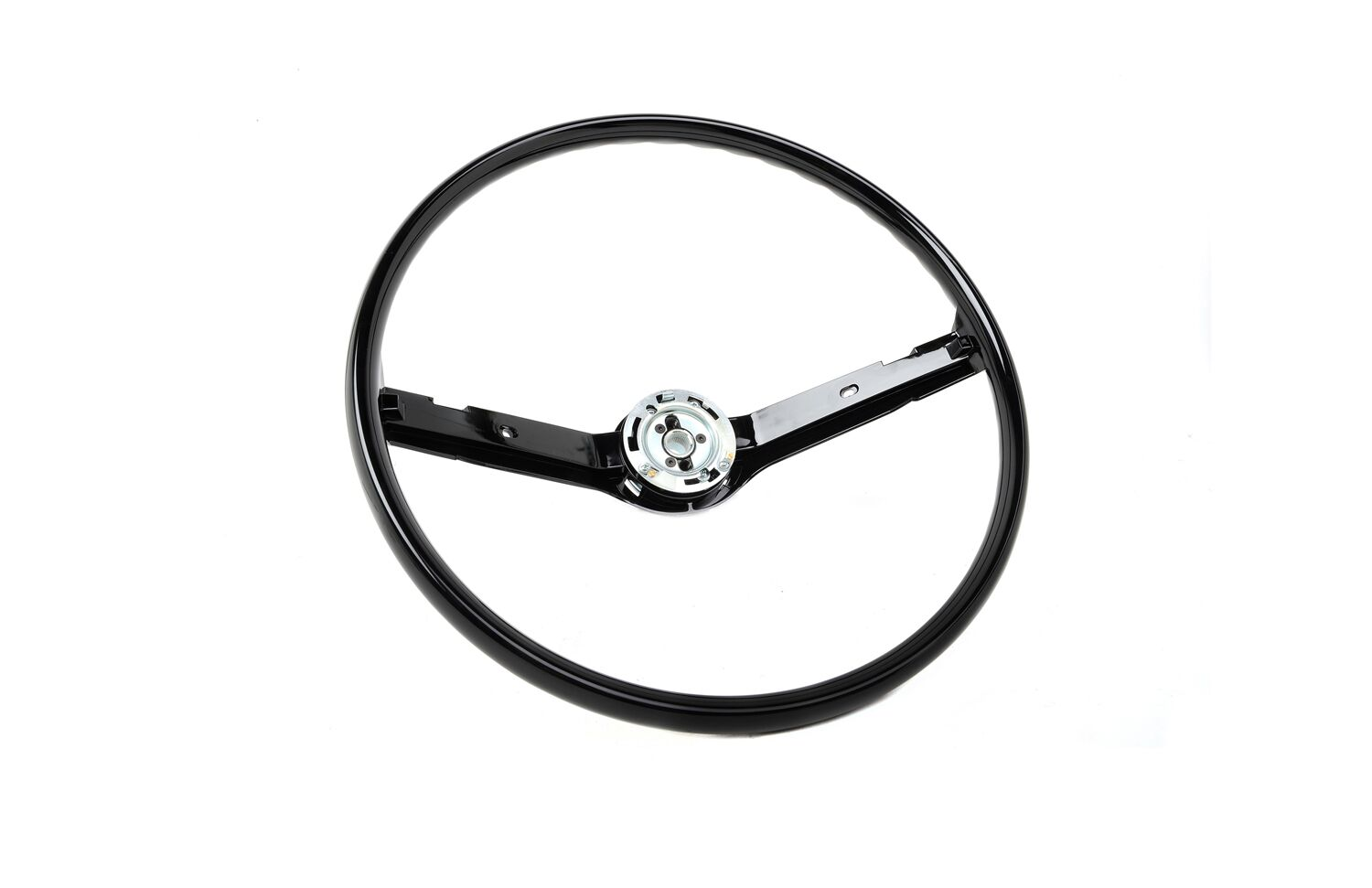 69 Steering Wheel Only Standard Black