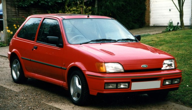 Ford Fiesta RS Turbo