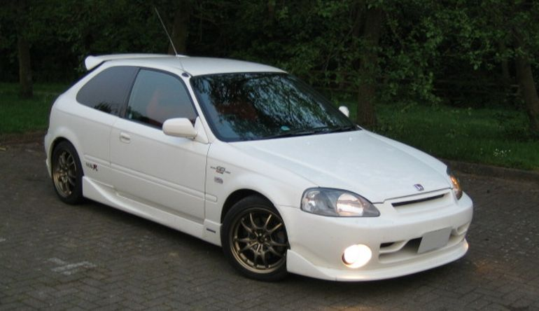 Honda Civic Type R EK9