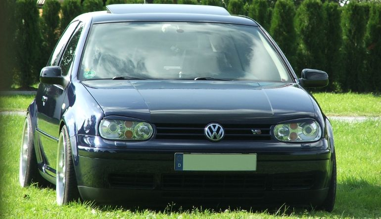 Volkswagen Golf 2.8 V6 4MOTION