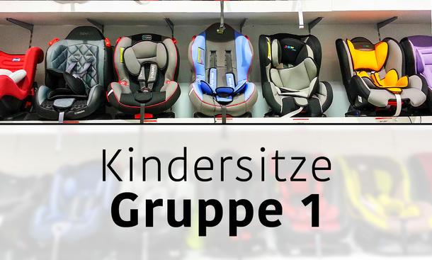 Kindersitz Gruppe 1 9 18 Kg Bis 4 Jahre Test Kaufempfehlung