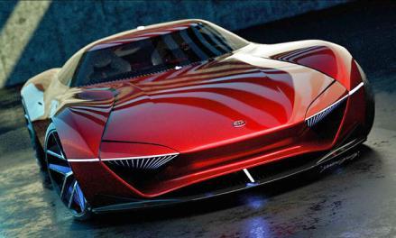 Wasserstoff Sportwagen von Toyota: Der H2 Concept