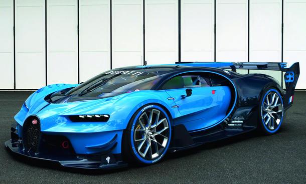 Bugatti Chiron Gran Turismo Modell Verkauft Autozeitungde