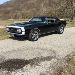 Black 1967 Chevy Impala 4 Door Hardtop For Sale Zemotor