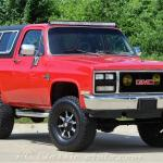 K5 Blazer Lifted For Sale Zemotor