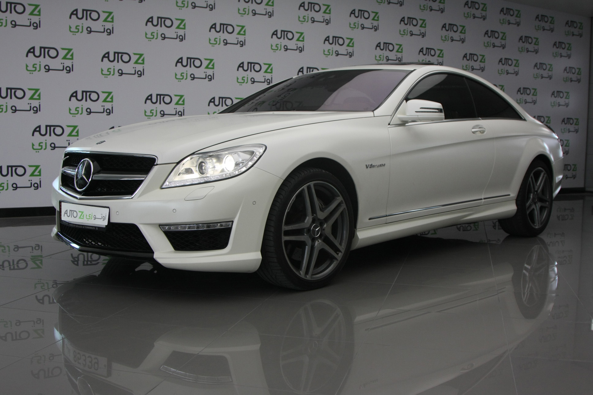 Mercedes AMG CL 500