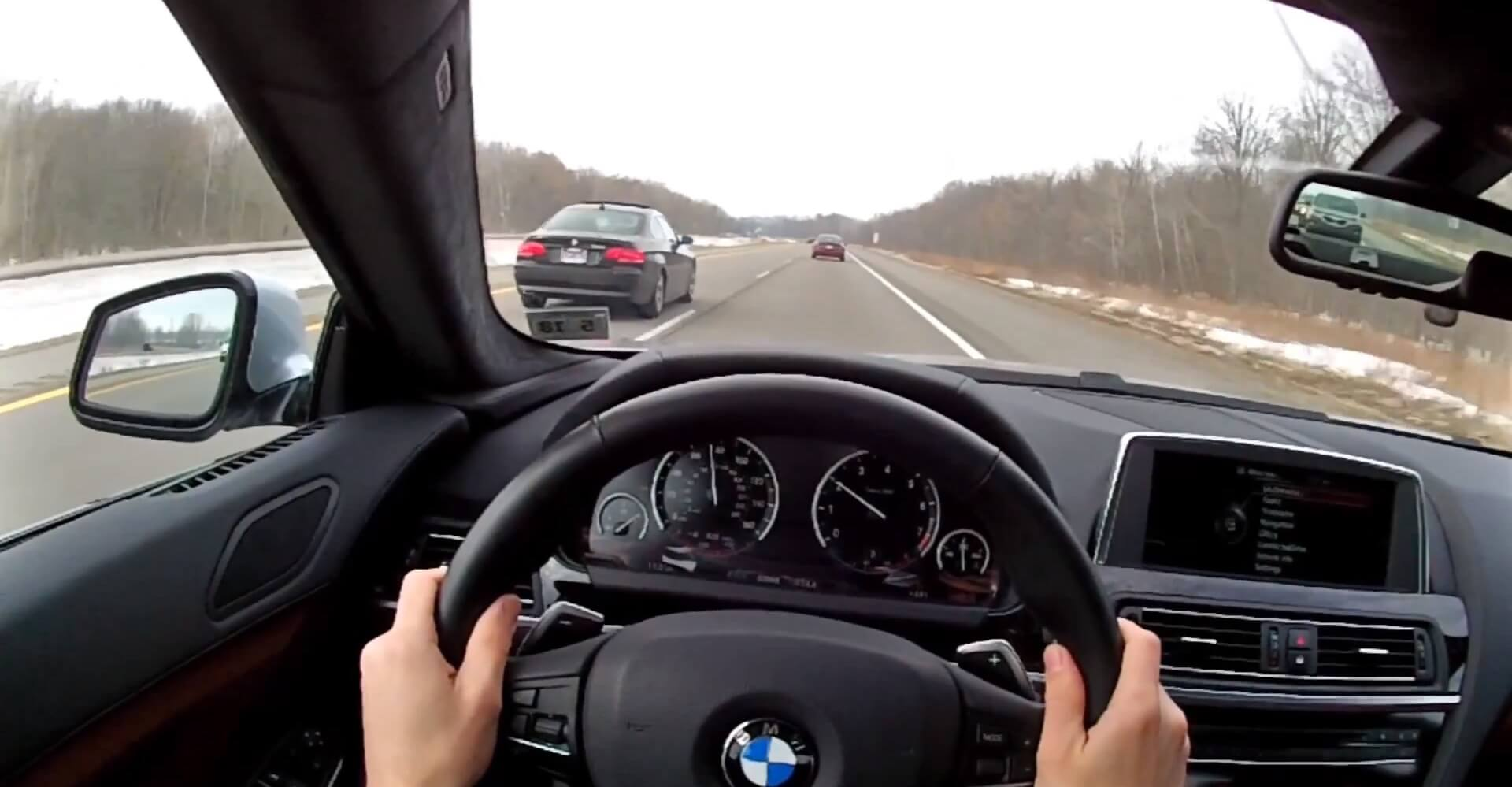 يجب تجربة قيادة السيارة أولاً