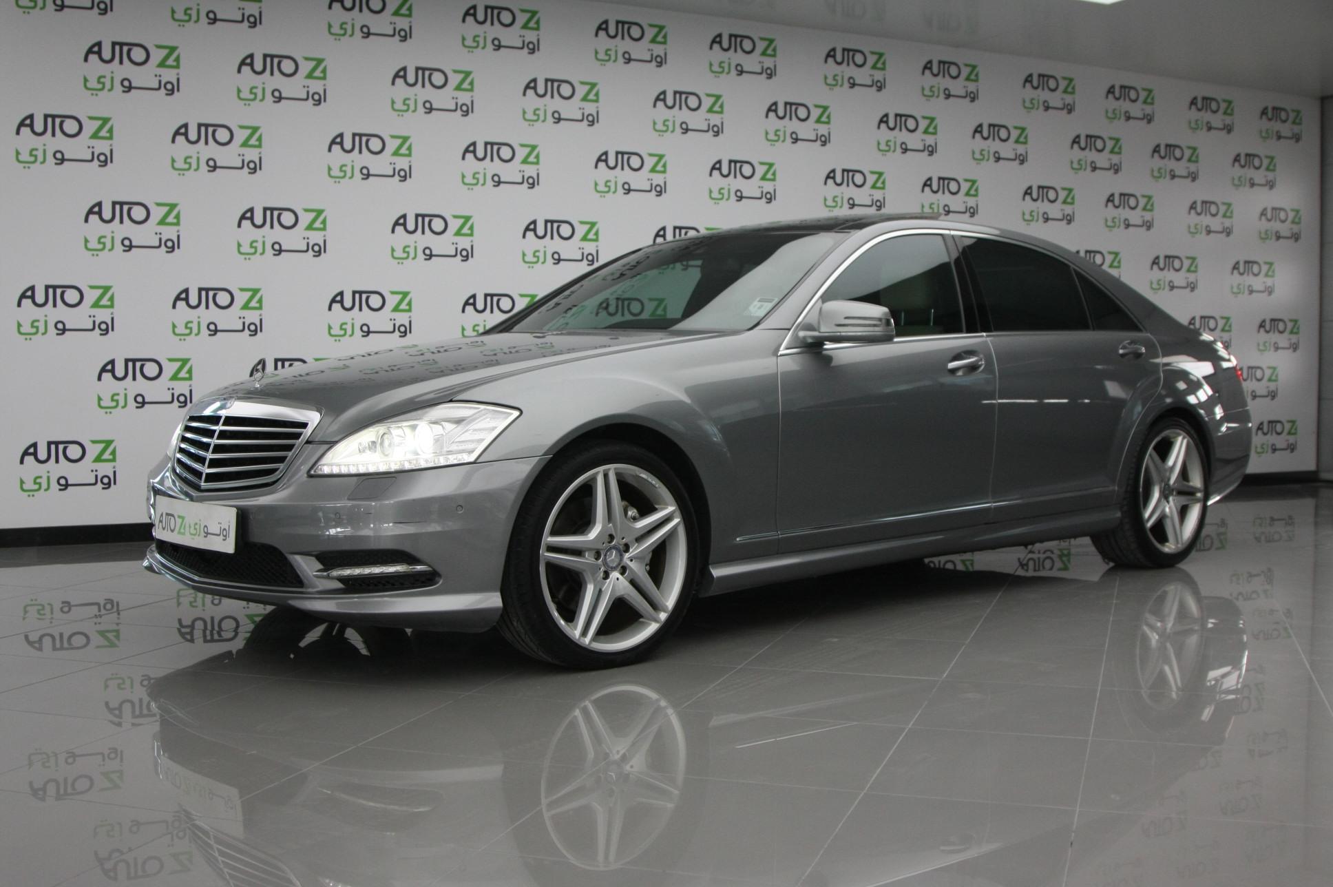2011 mercedes benz s350 grey color autoz qatar for Mercedes benz qatar
