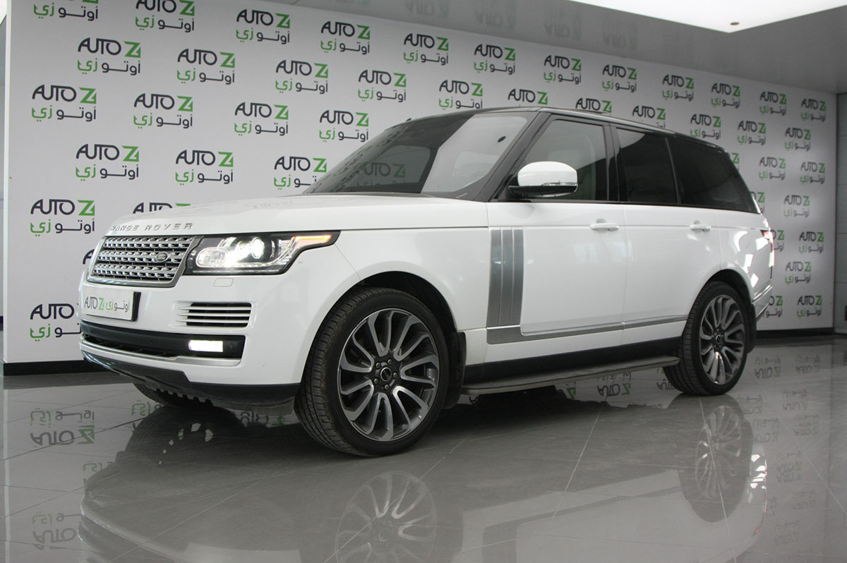 2014 Range Rover Vogue
