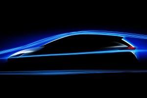Der neue Nissan Leaf feiert am 6. September Weltpremiere. Foto: Nissan